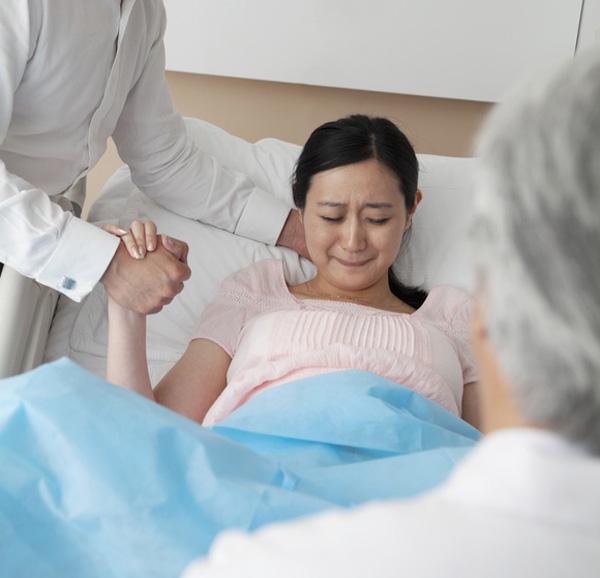 Hít thở nhanh khi mang thai
