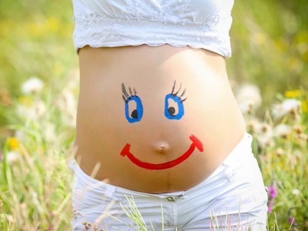 Trò chuyện với thai nhi