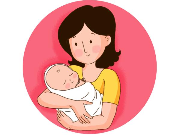 Giai đoạn hạnh phúc của bất kỳ người phụ nào là nhìn thấy con chào đời ở tuần thứ 40
