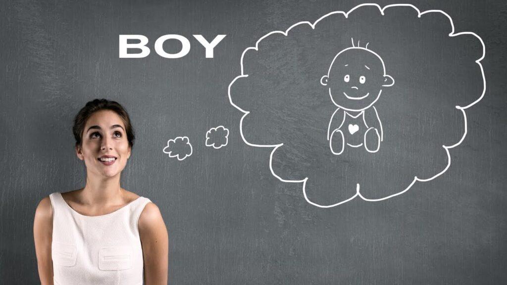 dấu hiệu mang thai bé trai