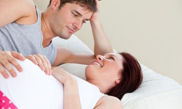 Quan hệ khi mang thai không những không có hại mà còn tốt cho thai phụ