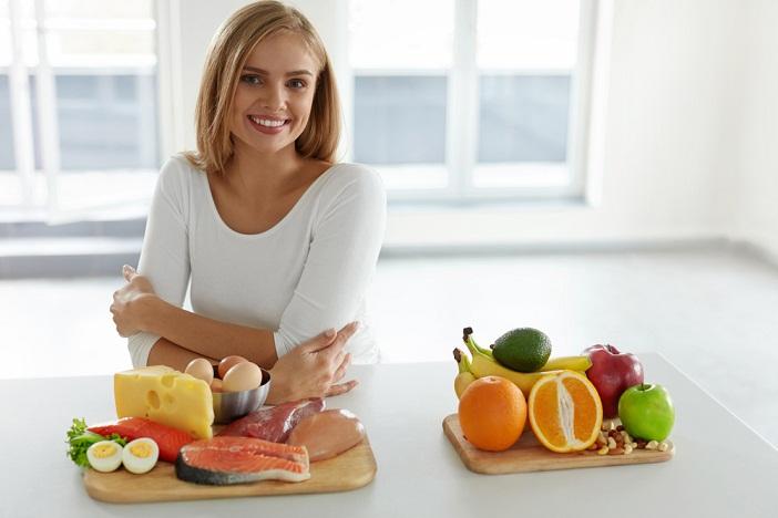 Ăn uống đủ chất khi mang thai nhi tuần 4