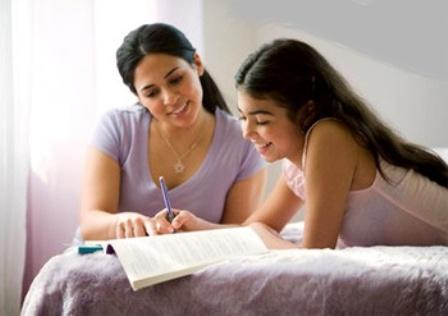 Dạy con gái biết cách chăm sóc bản thân