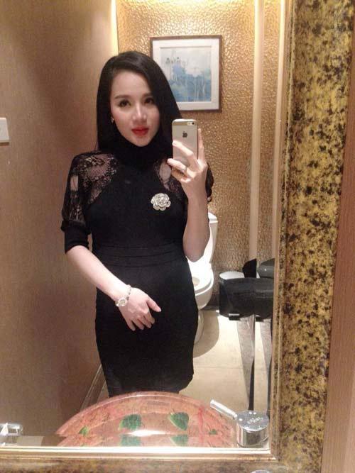 Chế độ ăn cho bà bầu không tăng cân của mẹ Nguyễn Ngọc Châm