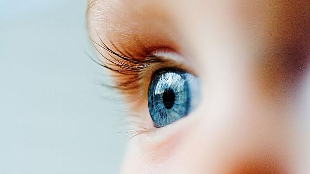 Dạy con kiểu Nhật giai đoạn 0 tuổi: Kích thích thị giác cho trẻ