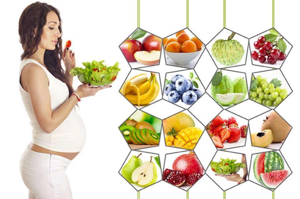 Bà bầu nên ăn gì 3 tháng đầu giúp khỏe mạnh