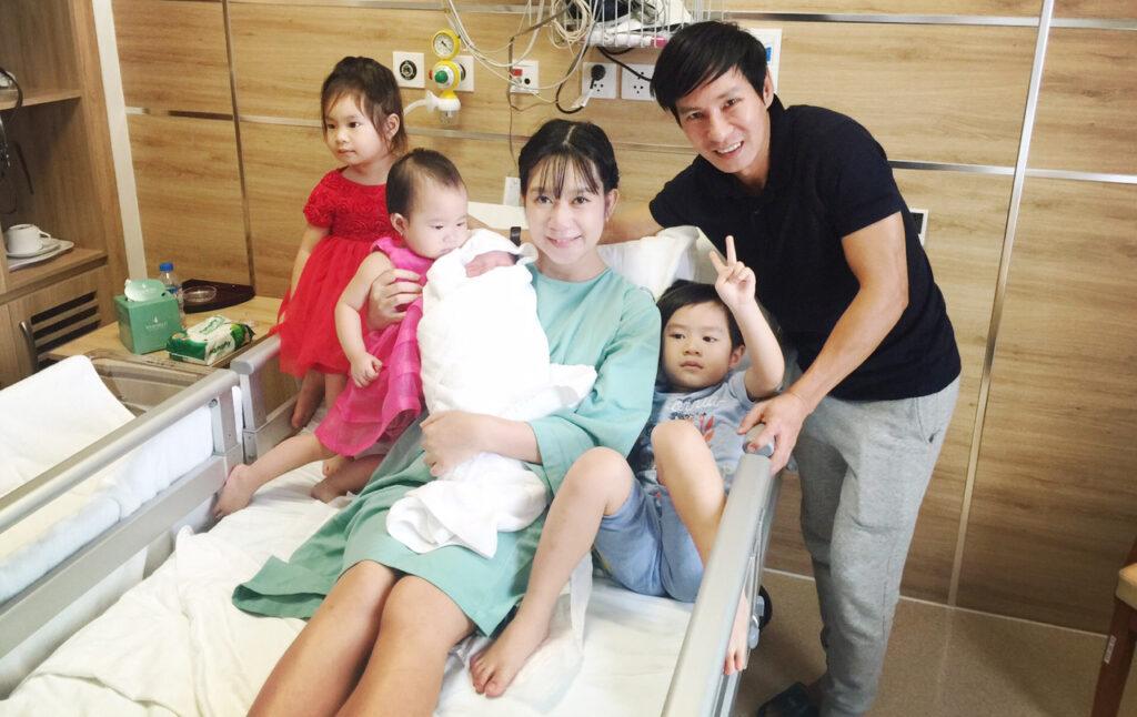 Thực đơn ăn uống khi mang thai của bà mẹ 4 con Minh Hà
