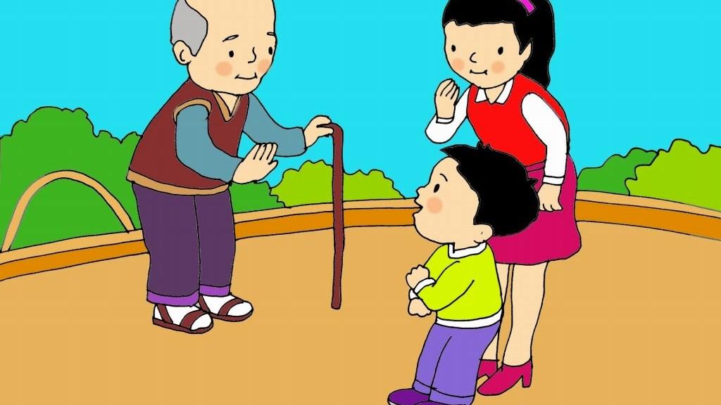 Cách dạy trẻ lễ phép để đi đâu cũng được khen ngoan
