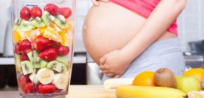 Chế độ ăn cho bà bầu không tăng cân