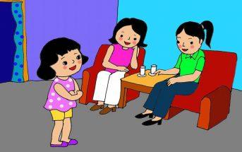 Cách dạy trẻ lễ phép