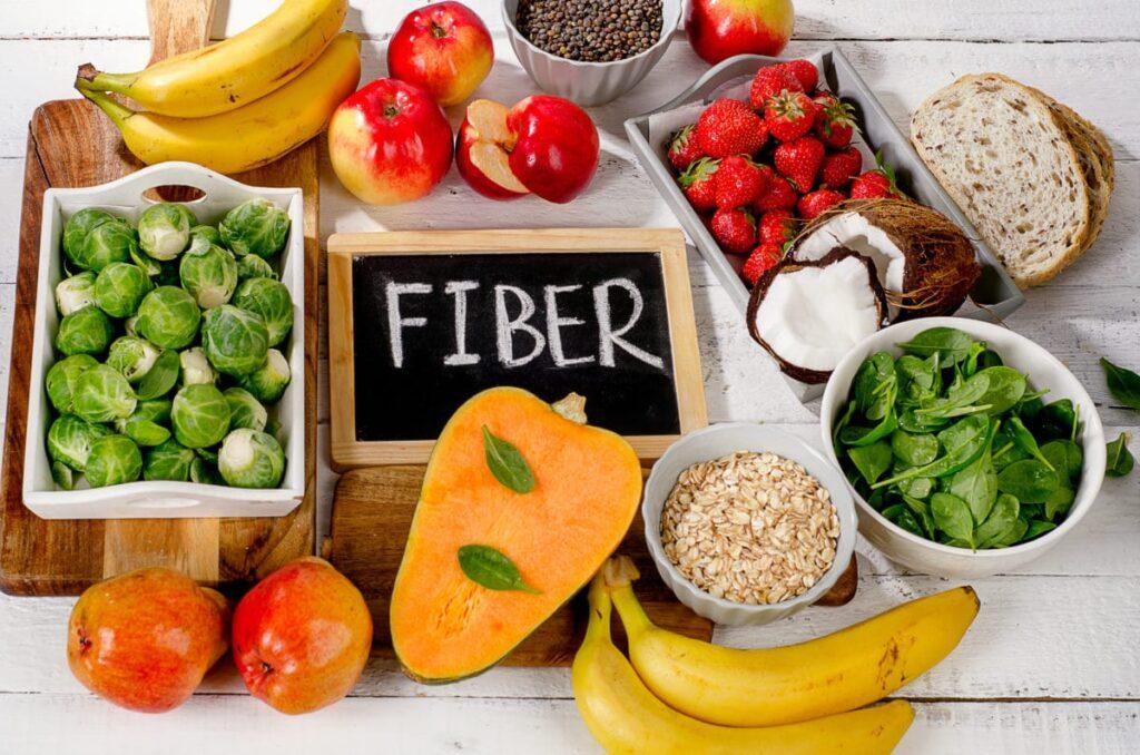 Chất xơ (fiber) đóng vai trò quan trọng trong việc tạo một bữa ăn tốt cho sức khỏe bà bầu.