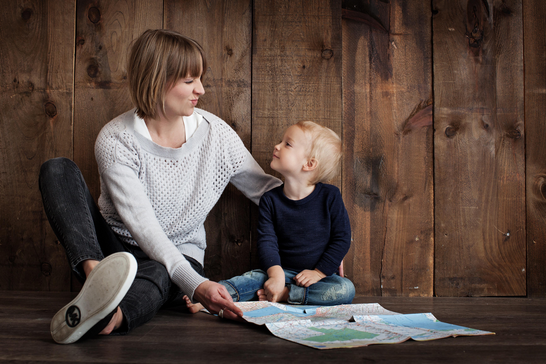 Cha mẹ cần tạo điều kiện cho con phát triển theo bản năng