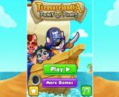 Chinh phục đại dương cùng với game Treasurelandia – Pocket Pirates