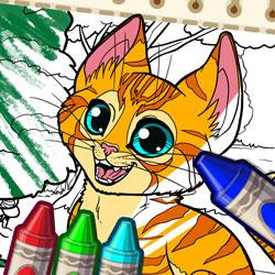 Trẻ thảo sức sáng tạo cùng Color Me Pets