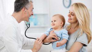 khám dinh dưỡng cho trẻ định kì