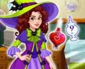 Cùng Olivia's phát triển của hàng ma thuật