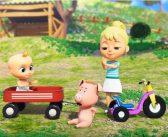 Trẻ học tiếng Anh với bài hát Pinky Pig