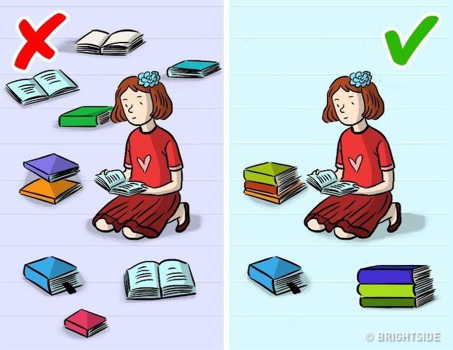 Dạy con cách để tích lũy kiến thức