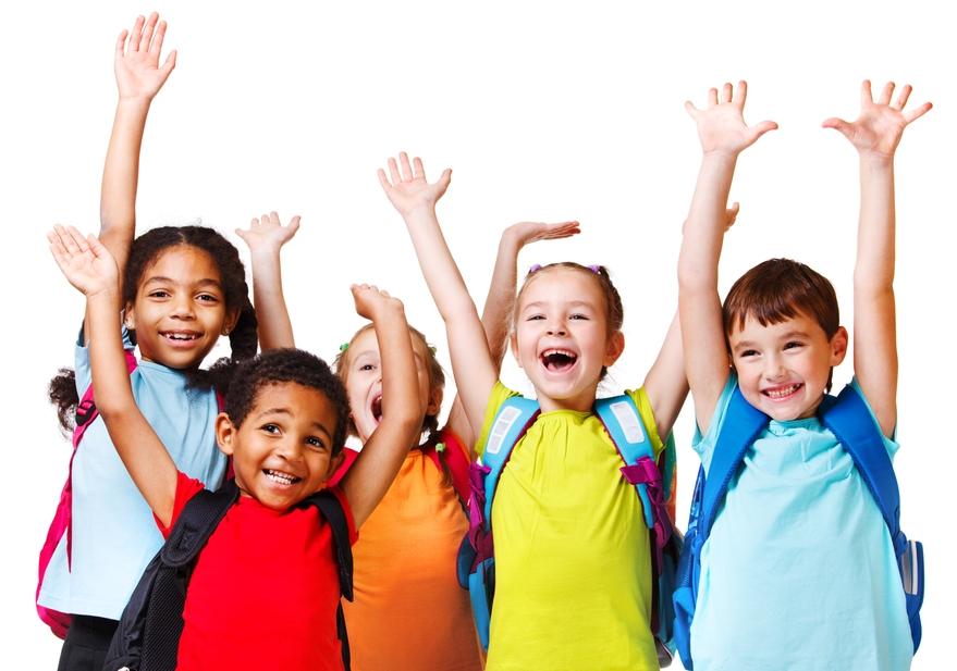 Trẻ sẽ hào hứng, tự tin hơn nếu được chuẩn bị tâm lí trước khi vào lớp 1