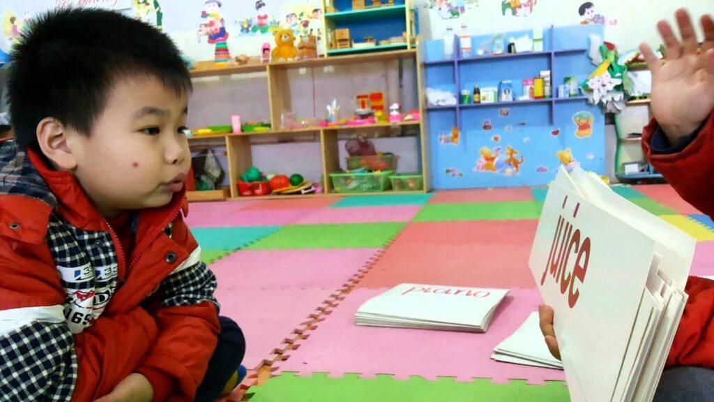 Các chương trình học của phương pháp dạy trẻ theo phương pháp glenn doman
