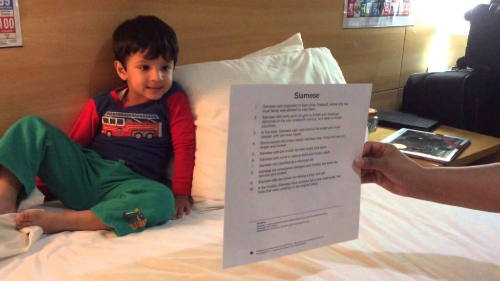 Cần lưu ý gì khi dạy trẻ theo phương pháp glenn doman