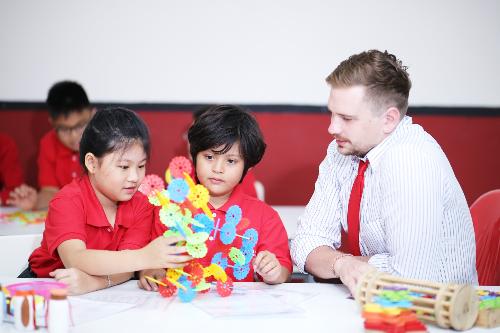 Toán tư duy tiểu học có gì khác so với toán học thông thường?