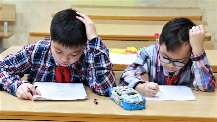 Toán tư duy lớp 5 là giải pháp khơi lại niềm say mê và hứng thú học môn toán đối với trẻ