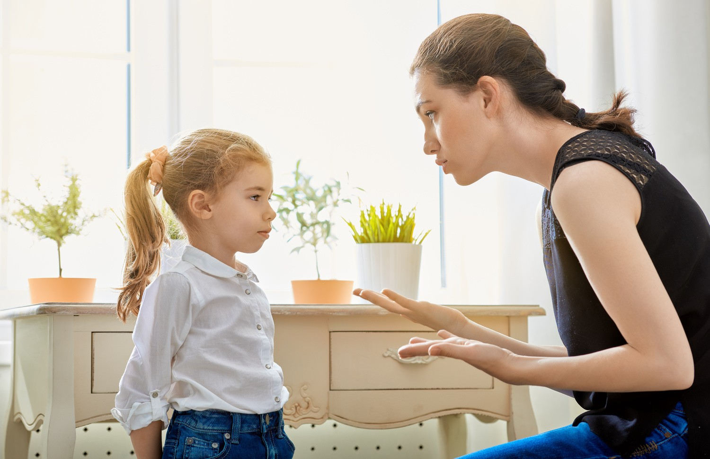Phạt con tuỳ theo mức độ, tính chất sự việc, độ nhận thức và tính cách của con
