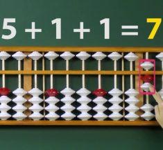 Bé học toán siêu nhanh với toán Soroban tính nhẩm bằng ngón tay