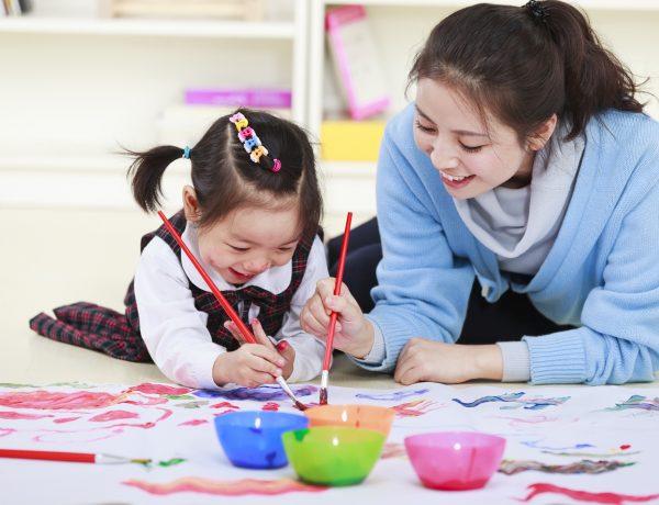 Bí quyết dành cho cha mẹ để dạy tiếng anh cho bé 2 tuổi