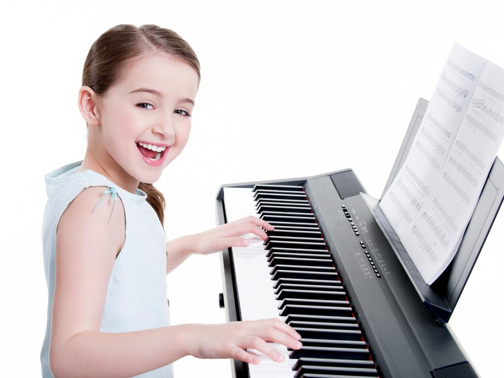 Chơi nhạc cụ giúp trẻ thông minh hơn