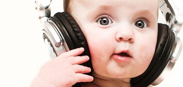 Lợi ích to lớn của nhạc kích thích trí thông minh cho trẻ