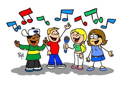 Hãy khuyến khích, động viên trẻ hát và nhảy múa theo bài hát