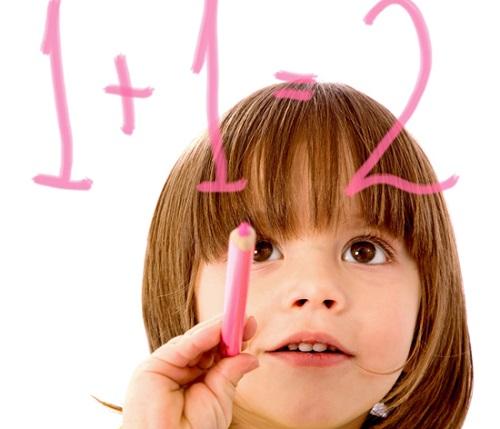 Hãy để trẻ học toán ở mọi nơi mọi lúc có thể