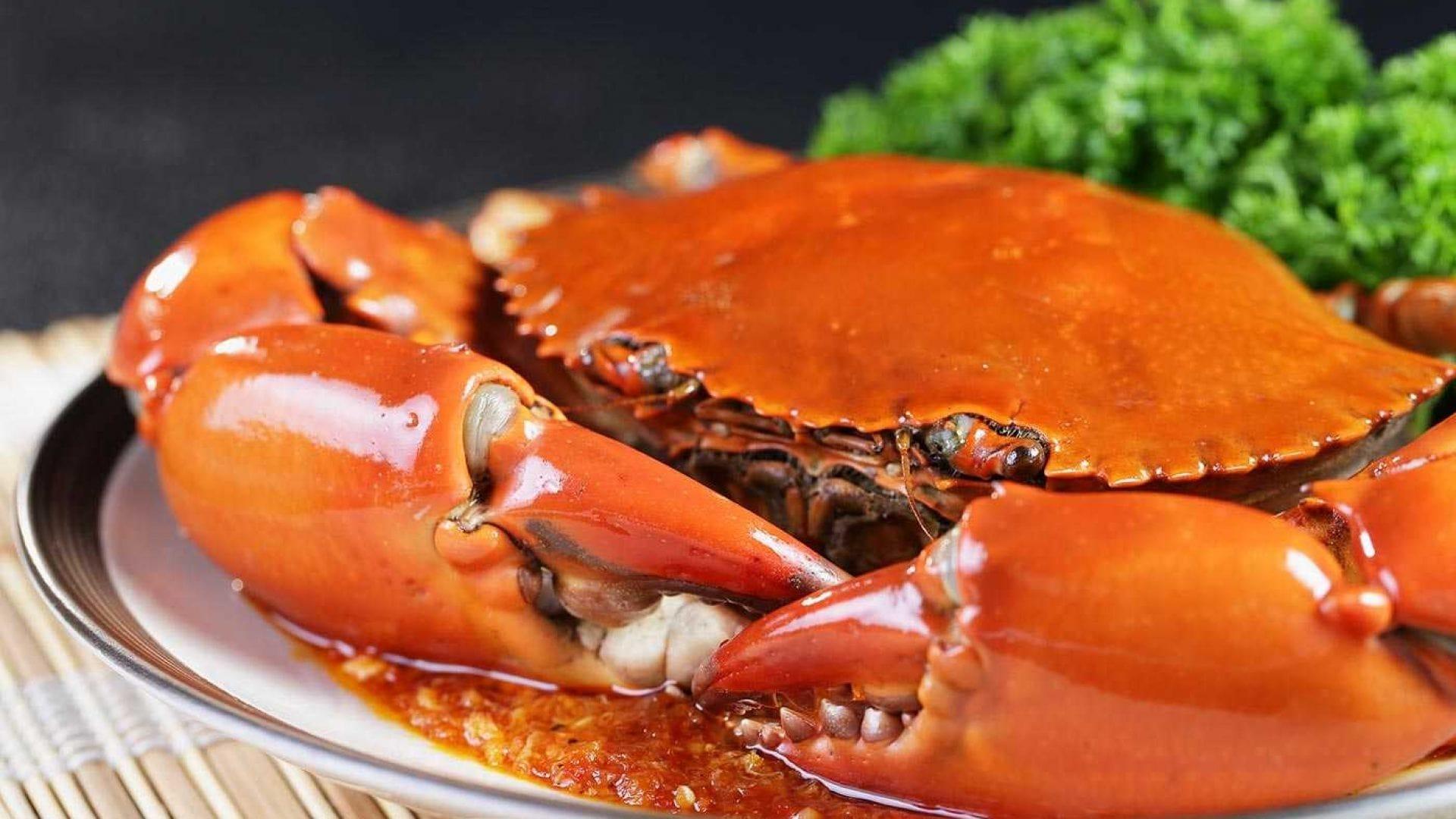 Hải sản là thực phẩm giàu sắt cho bé