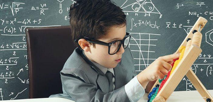 Dạy toán cho trẻ 5 tuổi hiệu qủa tại nhà