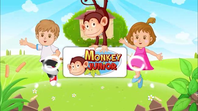 Monkey Junior là phần mềm học tiếng anh cho trẻ em trên máy tính hiệu quả