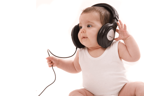 Âm nhạc làm tăng sự thông minh của trẻ đến 46% so với những đứa trẻ bình thường