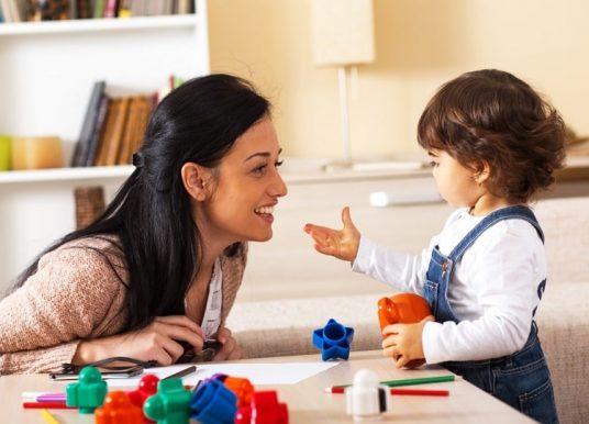 Phương pháp dạy trẻ kém tập trung phát triển tự nhiên