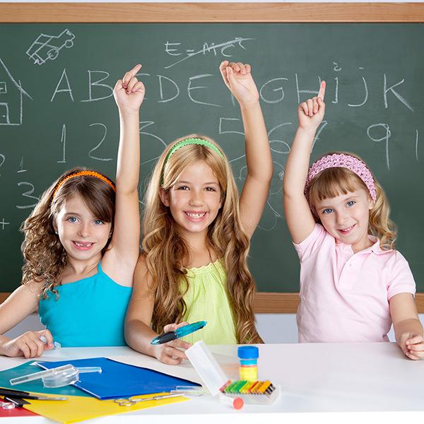Mathnasium gồm 3 cấp học: khởi đầu, tiểu học và trung học phù hợp với từng độ tuổi của trẻ
