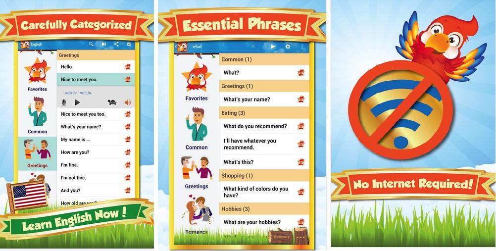 Những ứng dụng dạy tiếng Anh cho bé mầm non có cả hình ảnh lẫn âm thanh giúp trẻ dễ nhớ hơn