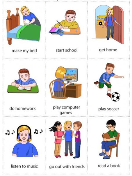 Từ vựng là nền tảng giúp con học tốt tiếng anh lớp 3