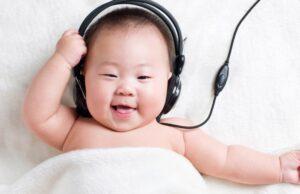 Cha mẹ nên cho trẻ nghe nhạc tiếng anh sớm nhất có thể