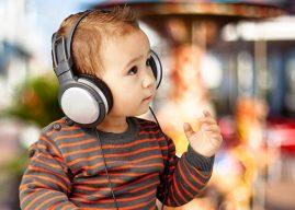 Những bài nhạc tiếng anh cho bé thông minh