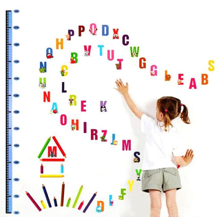 Thiết kế bảng chữ cái độc đáo kích thích trẻ tự học và tiếp thu nhanh