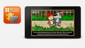 LearnEnglish Kids là một ứng dụng khá hay của Hội đồng Anh
