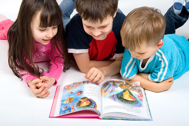Sáng tạo trong phương pháp học tiếng Anh giúp bé tiếp thu kiến thức tốt hơn