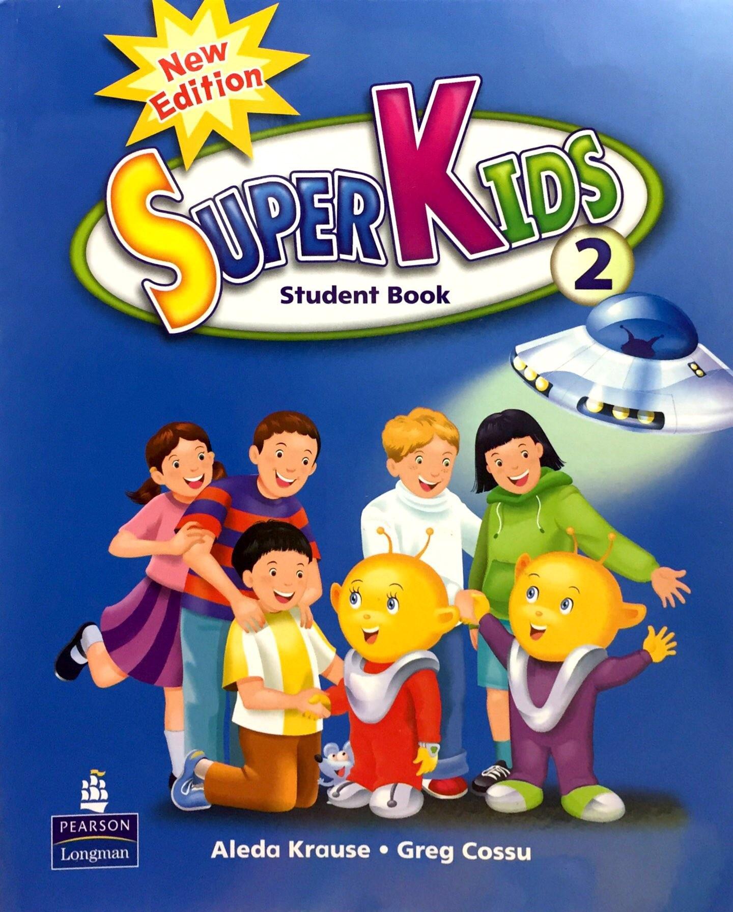 Kĩ năng ngữ pháp tiếng Anh được củng cố bài bản qua sách Super Kids