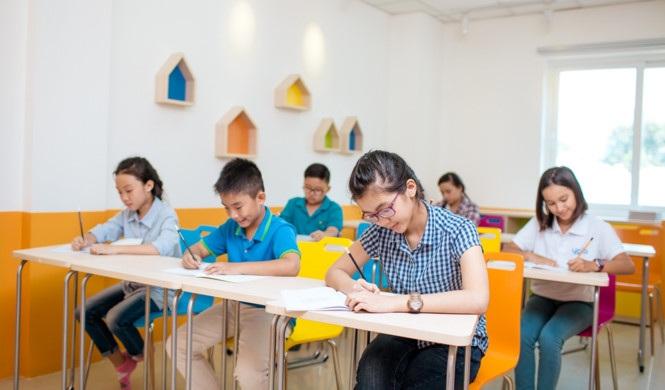 Trẻ sẽ được học theo lộ trình chi tiết và cụ thể tại trung tâm