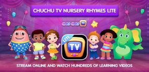Tại phần mềm ChuChu TV cung cấp hàng trăm video giáo dục cho các bé